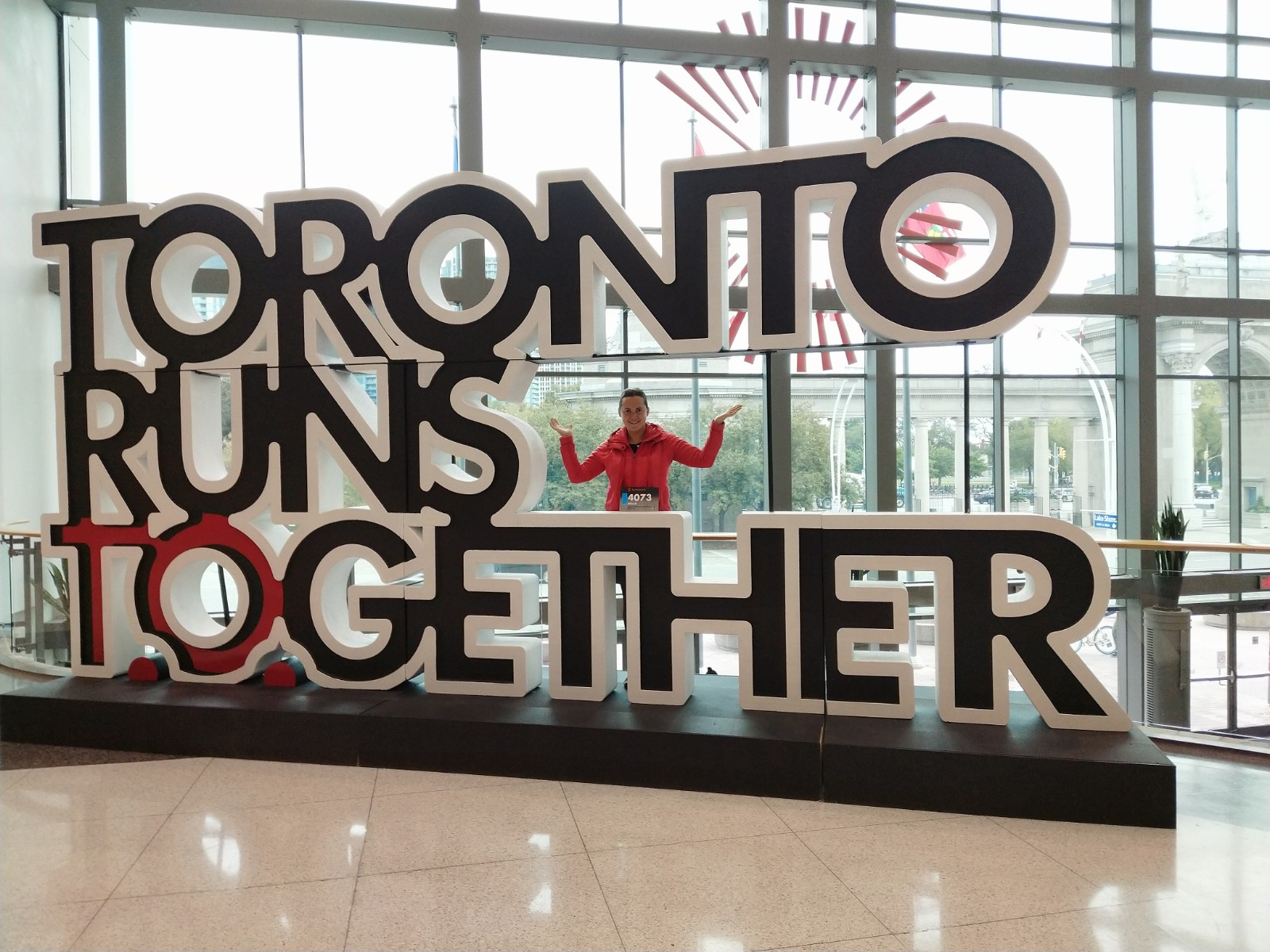 Toronto Runs Together - MY Marathon 2018