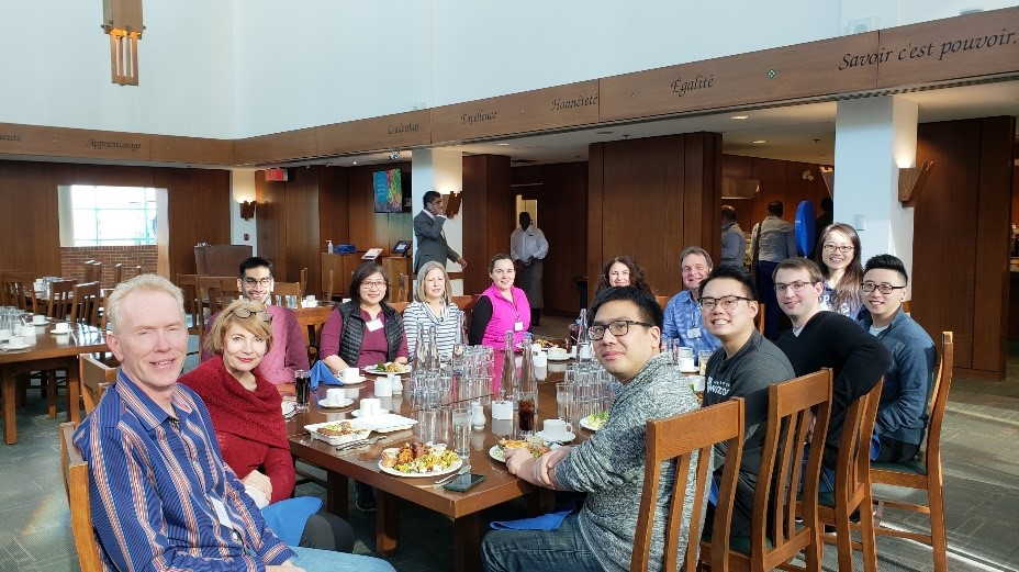 January 2019 - Team Conference Lunch